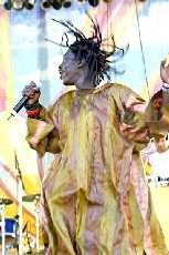 Faada Freddy at Reggae on the River 2005 (photo by Lee Abel)