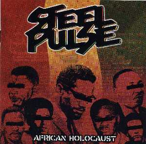 African Holocaust album cover