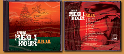 "Abja ""Inna Red I Hour"""