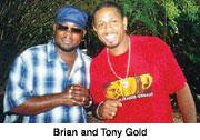brian and tony gold