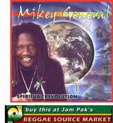 Mikey General-Spiritiual Revolution CD