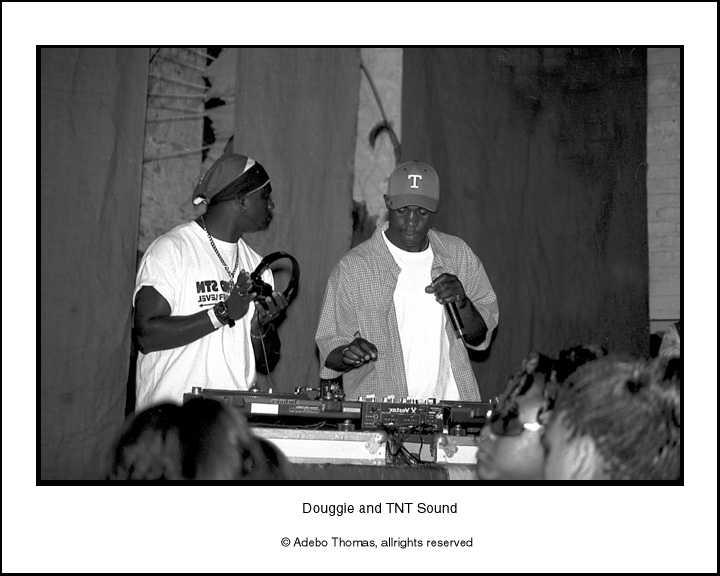 TNT Soundstation by Adebo Thomas