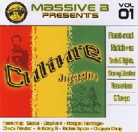 Massive B presents Culture Jugglin' Vol. 1