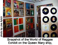 world of reggae exhibit