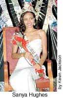 sanya hughes: miss jamaica 2002