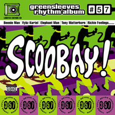 Greensleeves' Scoobay CD
